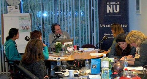 2015 Rijnmond Nu live uit de zwerfkattenopvang