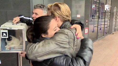 2015 Salmy vast in luifel Montevideo