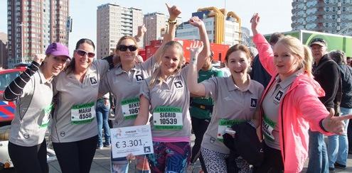 2015 Marathon Rotterdam