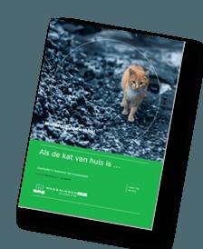 In mei werd het rapport 'Als de kat van huis is…' gepresenteerd door Stray Animal Foundation Platform. Voor het eerst is er wetenschappelijk onderzoek gedaan naar zwerfkatten in Nederland. De conclusie boekstaaft onze methode voor het welzijn van zwerfkatten: De TNR-methode (vangen, neutraliseren en terugplaatsen) is de meest diervriendelijke en effectieve methode om het aantal zwerfkatten beheersbaar te houden!
