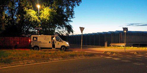 2015 vangactie Hoek van Holland